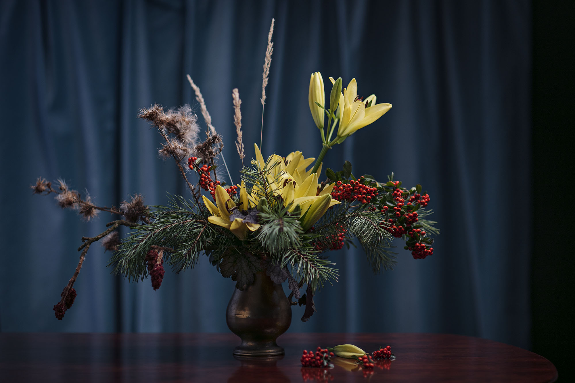Blomflowers - květiny, workshopy, akce